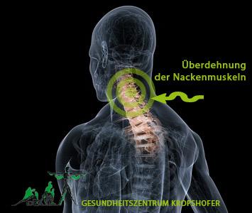 Was bedeutet wenn im Unterteil der Rücken weh tut
