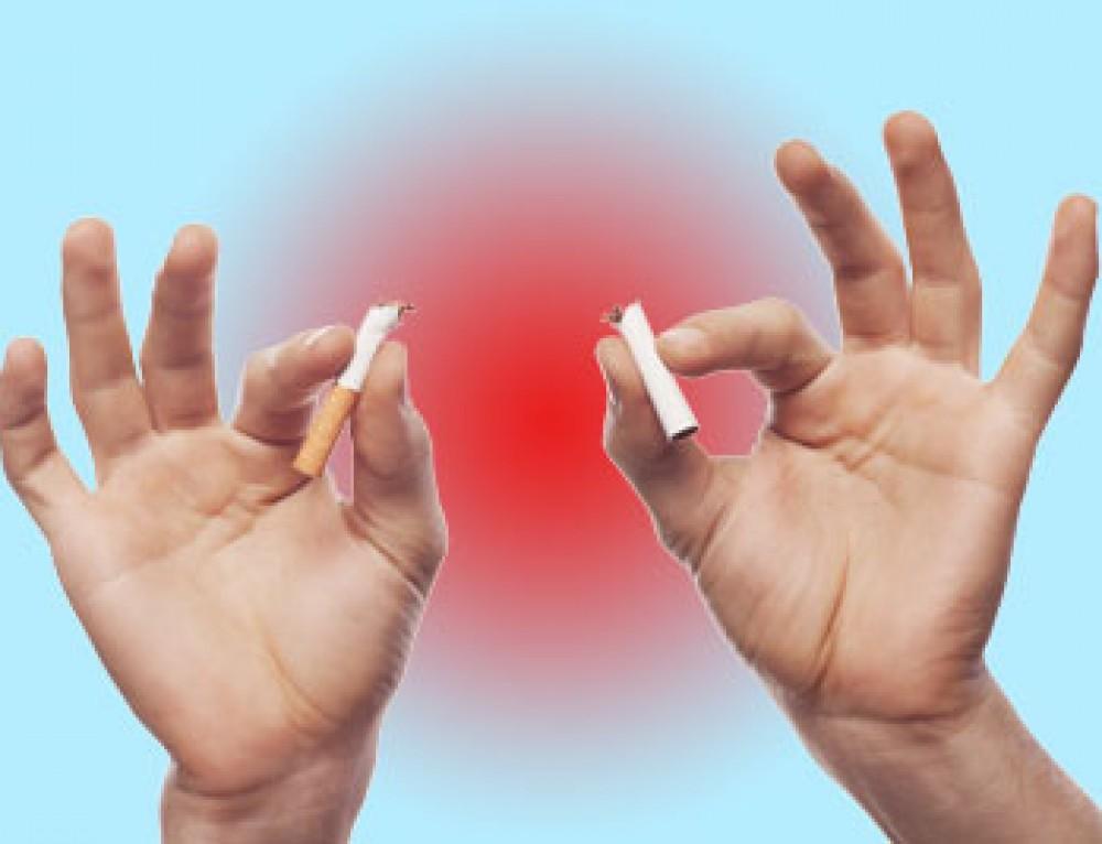 Raucherentwöhnung mit Akupunktur