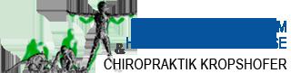 Chiropraktik Kropshofer Logo